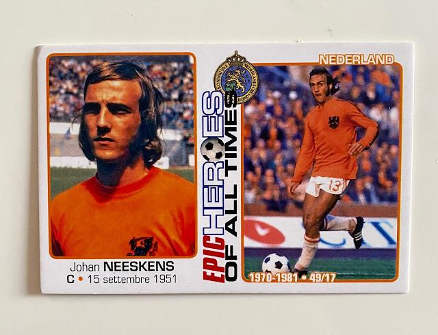 figurina Neeskens Olanda