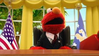 Elmo the Musical President the Musical, Sesame Street Episode 4417 Grandparents Celebration season 44