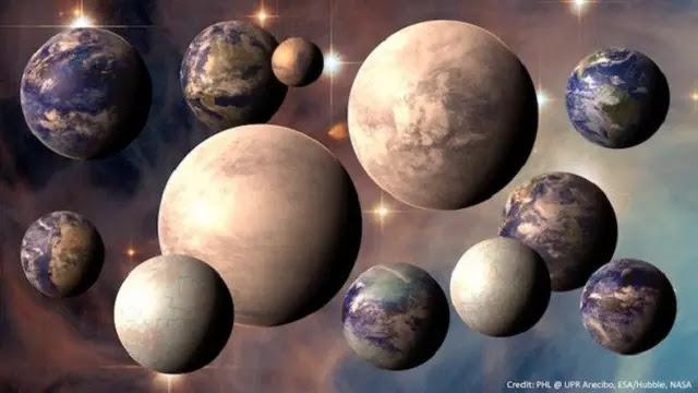 6 Planet di Luar Tata Surya yang Diduga Jadi Rumah Alien
