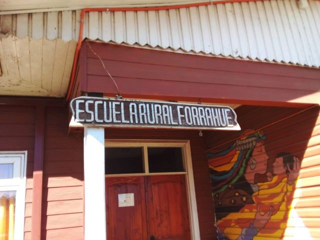 Escuela Rural Forrahue