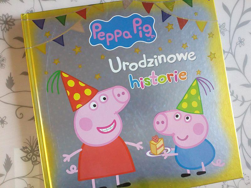 10 urodziny świnki Peppy !