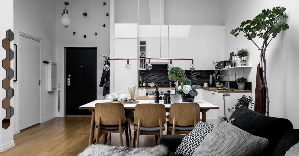 Appartamento open space con terrazza sul tetto blog di for Open space arredamento