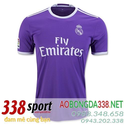Trọn Bộ Áo Đá Bóng Real Madrid 2020 Cực Đẹp