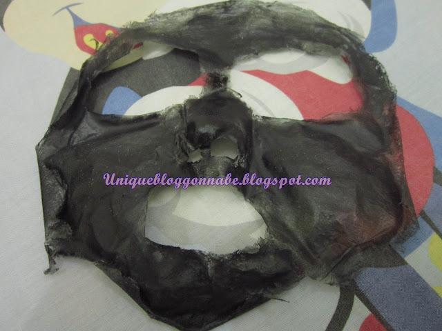Kose Sekkisei Clear Whitening Mask review 6