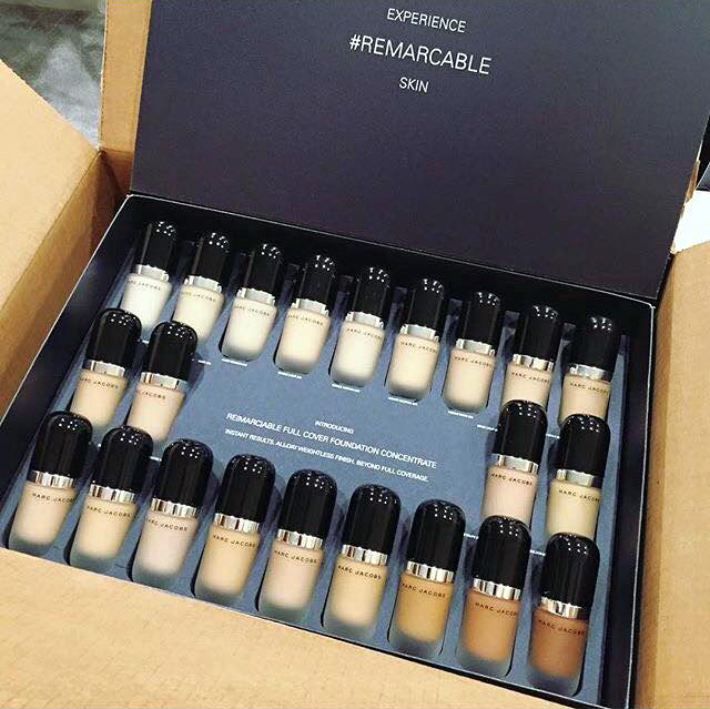 Marc Jacobs Remarcable Full Coverage Foundation