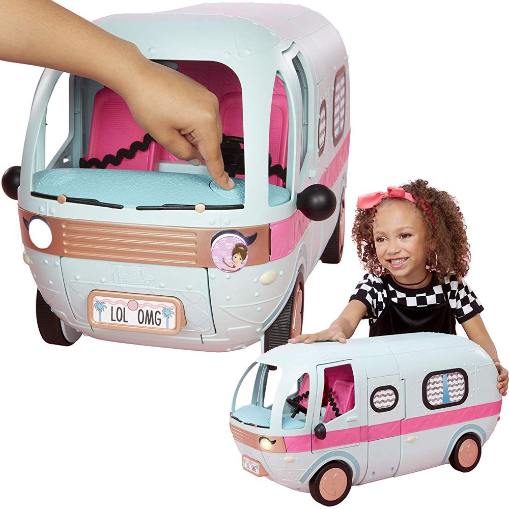 L.O.L. Surprise Glamper vehicle toy