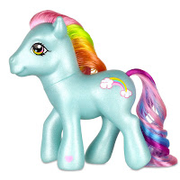 My Little Pony G3 Retro Classic Rainbow Dash