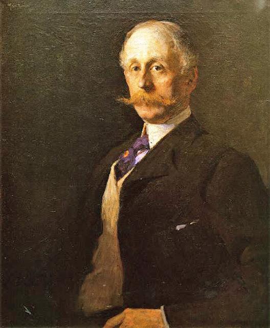 Frank Weston Benson, International Art Gallery, Self Portrait, Art Gallery, Portraits of Painters, Fine arts, Self-Portraits, Painter Frank Weston, Philip LIttle