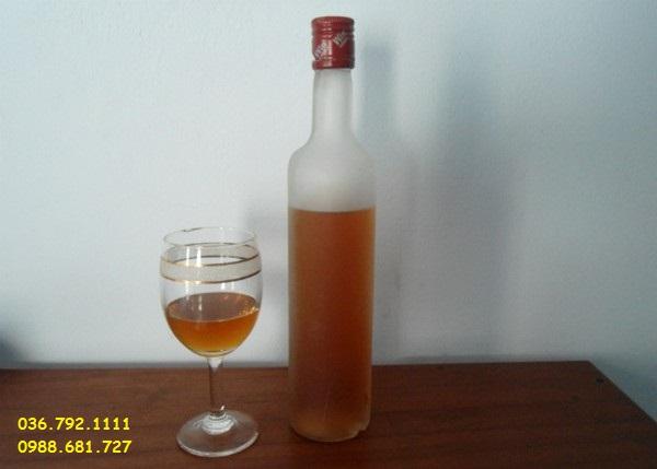rượu đào tiên