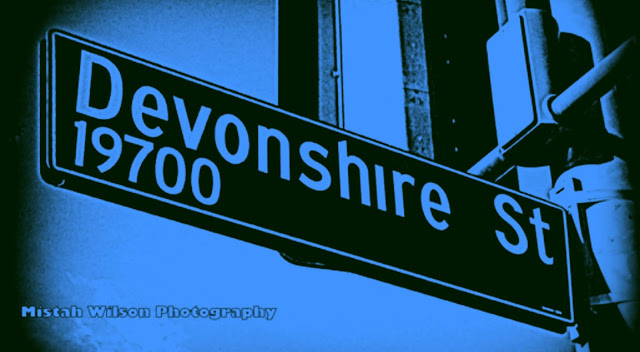 Devonshire Street, Chatsworth, California by Mistah Wilson