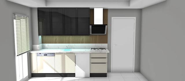 mutfak tasarımı, ofis mutfağı