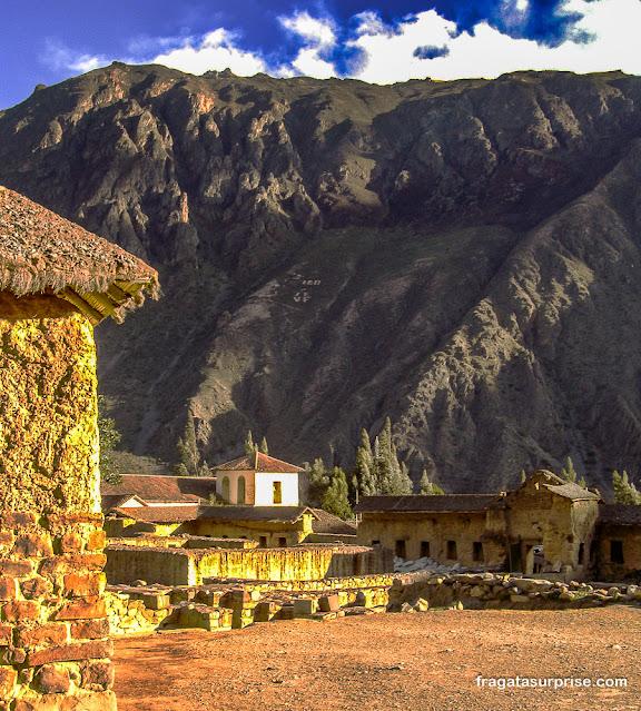 Ollantaytambo, Vale sagrado dos Incas, Peru