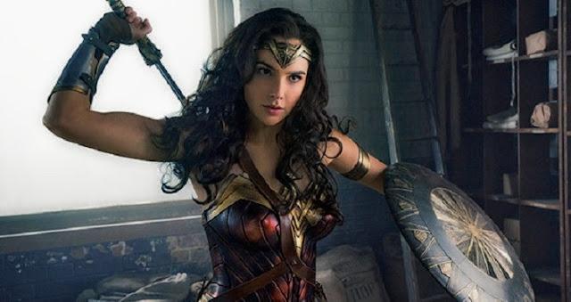 Nuevas imágenes de Wonder Woman publicadas en EW
