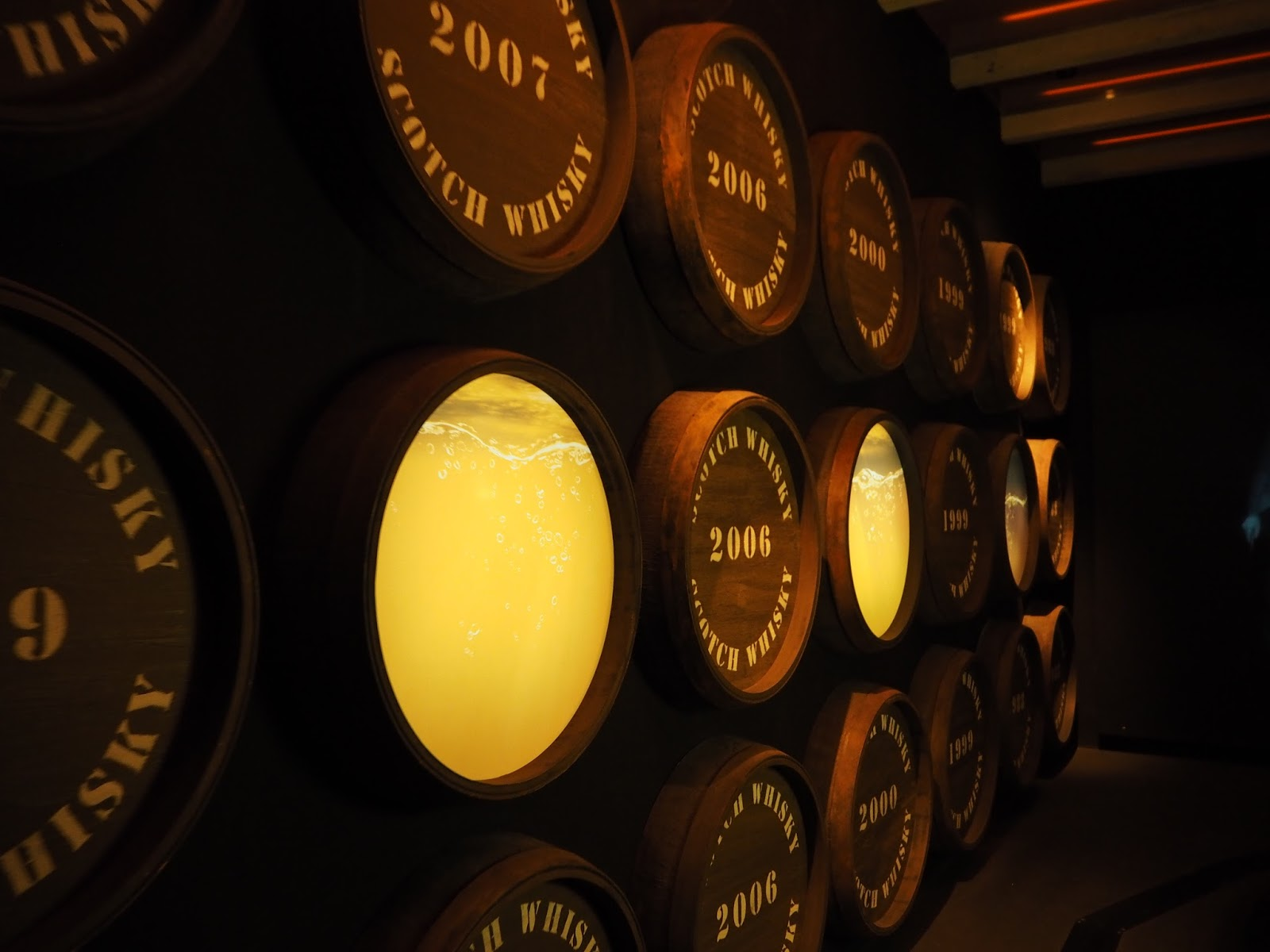 scotch whisky experience edinburgh