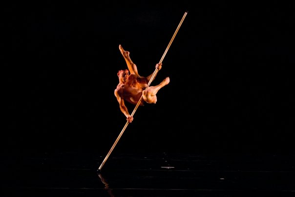 The Beauty and Fantasy of Momix Ballet