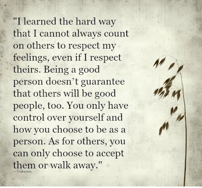 Life Lessons Learned The Hard Way Quotes