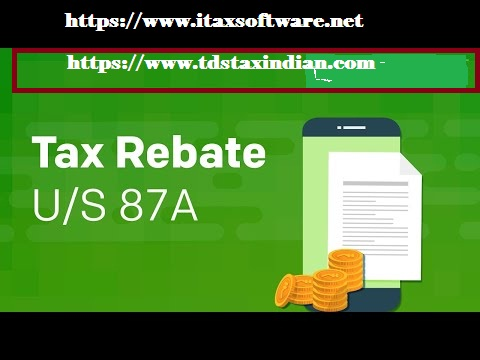 Download Automated Income Tax Preparation Excel Based Software All in One for the Govt & Non-Govt Employees for F.Y. 2019-20 With  Deduction Under Section 87A