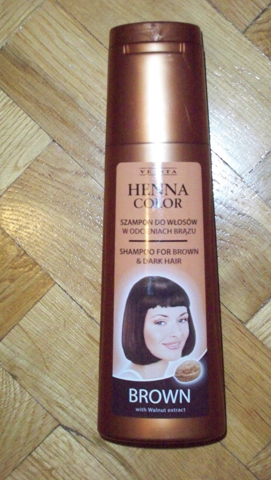 Venita Henna Color Szampon