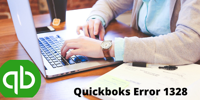 Quickbooks Updates Error 1328