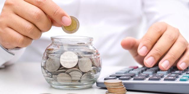 Langkah Menyisihkan Gaji Untuk Ditabung