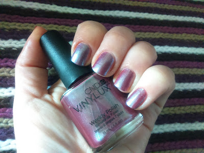 CND Vinylux Weekly Polish Craft Culture - Patina Buckle