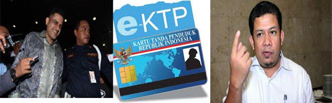 Nazarudin Sebut Aliran uang masuk kasus E-KTP