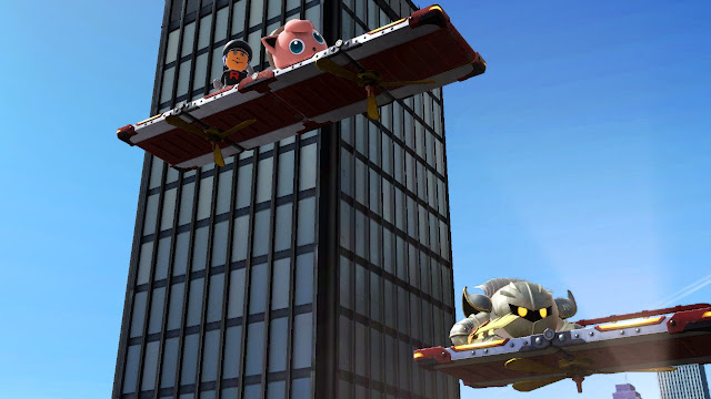 Hat-wearing Super Smash Bros. Ultimate Team Rocket Grunt Mii Ludwig Von Koopa Jigglypuff Meta Knight New Donk City