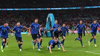 Η Ιταλία είναι η νέα πρωταθλήτρια Ευρώπης, νίκησε 3-2 (1-1) στα πέναλτι την Αγγλία!