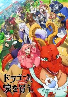 الحلقة 4 من انمي Dragon, Ie wo Kau. مترجم