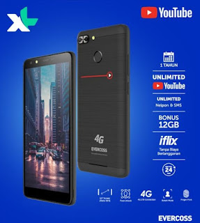 Evercoss Xtream 1 Plus (U6)