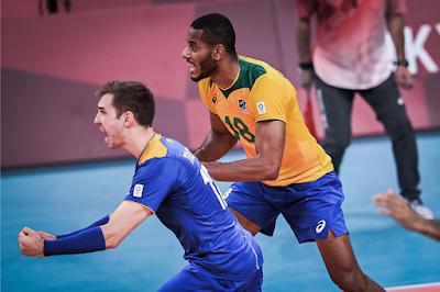 Thales e Lucarelli contra a França