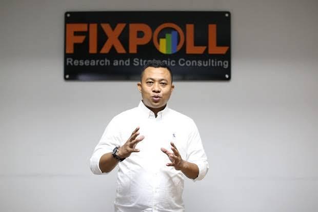 Survei Fixpoll: Mayoritas Responden Tidak Puas dengan Kinerja Pemerintahan Jokowi - Maruf