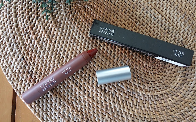 Review Lakme Make Up Lip Pout Matte