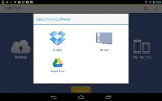Aplikasi Backup Terbaik Untuk Perangkat Android