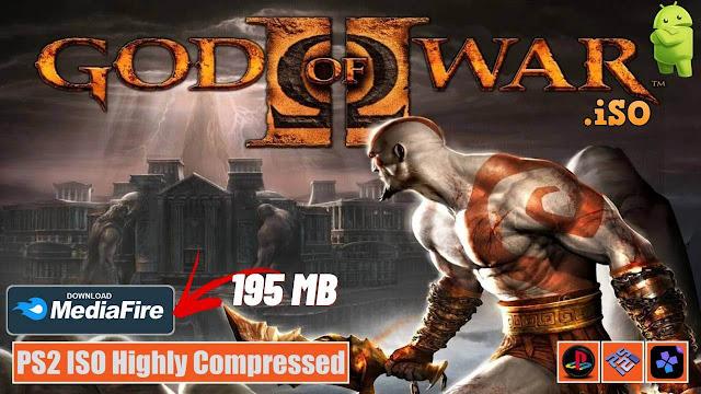 Download God of War 2 iSO PS2 Emulator Highly Compressed Download