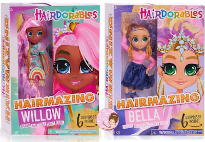 Hairdorables Hairmazing Fashion Doll Series 1