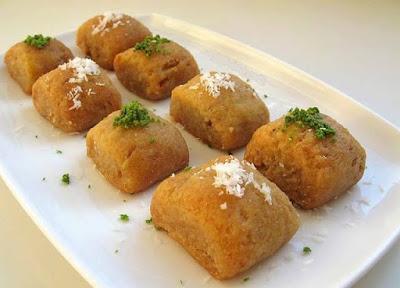 cevizli kolay tatlı, cevizli tatlı, tatlı, şerbetli tatlı, baklava, yemek tarifleri, pratik yemekler, ev yemekleri