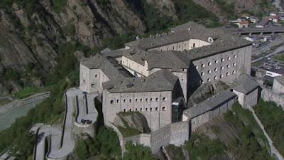 Fortezze da visitare in Italia - Luoghi belli da vedere in Valle D'Aosta.
