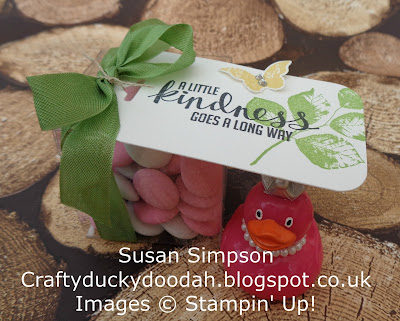 Craftyduckydoodah!, Kinda Eclectic, May 2017 Coffee & Cards Project, Scallop Tag Topper Punch, Stampin' Up! UK Independent  Demonstrator Susan Simpson, Supplies available 24/7 from my online store,
