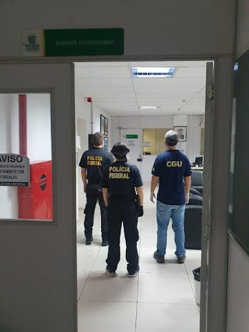 Policia Federal investiga desvios de recursos públicos destinados ao combate da Covid-19 no Piauí!!!