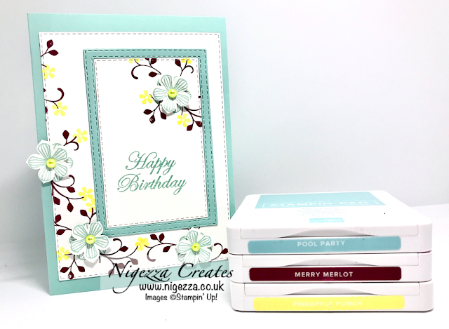 Nigezza Creates With Stampin' Up! and Thoughtful Blooms
