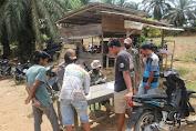 193 Pelanggar Terjaring di Pasar Senin Desa Lubuk Mandarsah