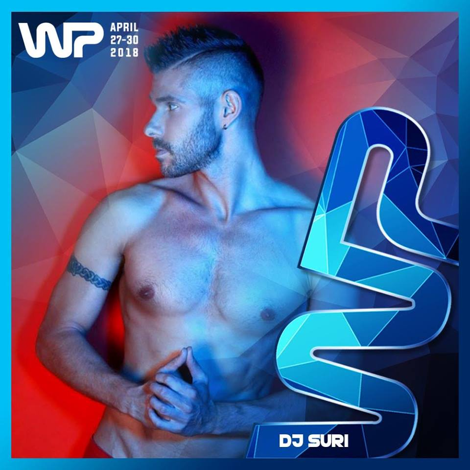DJ Suri - White Party Palms Springs (2k18 Special Podcast)