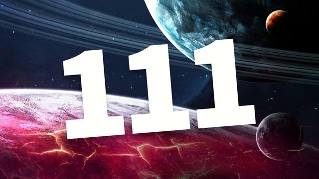 เลข 111 ในเบอร์โทรศัพท์มือถือ