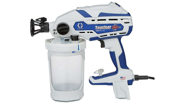 Graco 17D889 TrueCoat Handheld Paint Sprayer