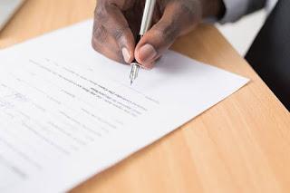 Contoh Surat  Resign Pengunduran Diri Dari Perusahaan Tempat Bekerja