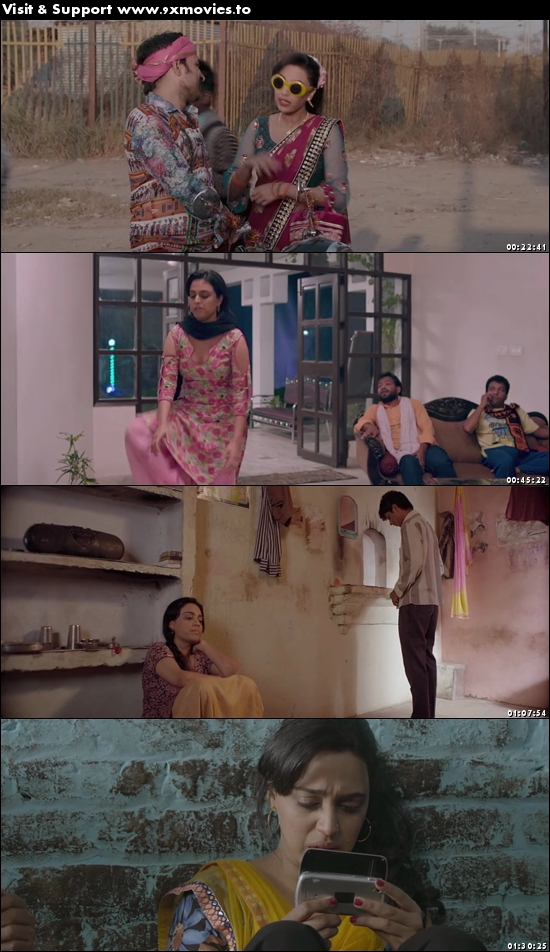 Anaarkali of Aarah 2017 Hindi 720p DVDRip 950mb