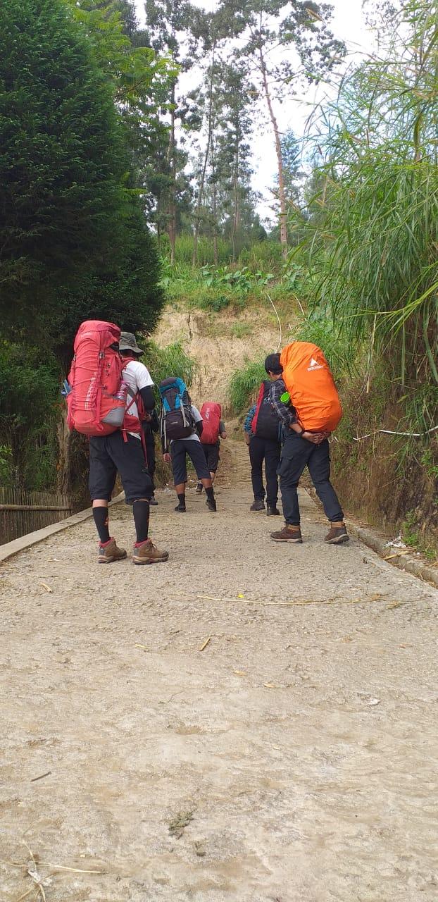 Gunung Merbabu Via Wekas Dengan Segala Kenangan Di Dalamnya