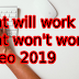 what will work and what won't work in seo 2019