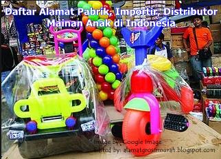 Temukan Disini Daftar Alamat Distributor Mainan Anak Di Wates